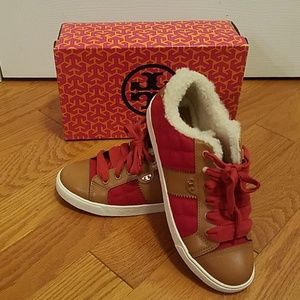 NEW TORY BURCH SNEAKERS 8.5